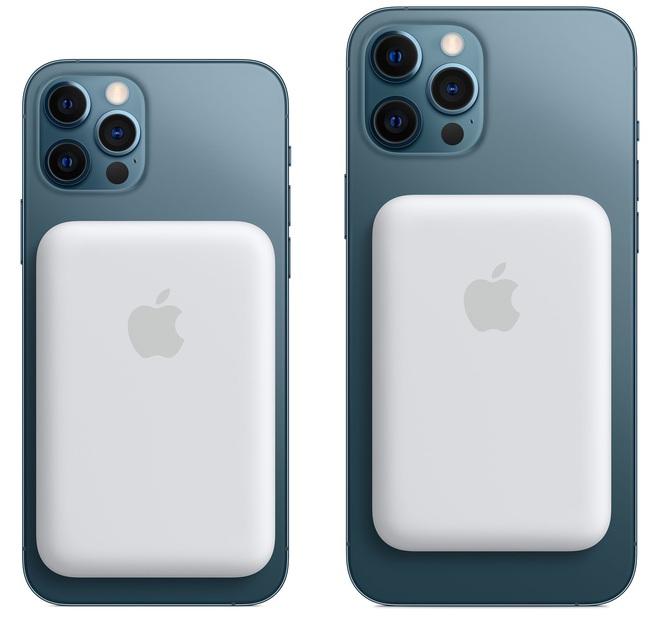 Phụ kiện MagSafe Battery Pack kích hoạt khả năng sạc ngược không dây cho iPhone 12 - Ảnh 1.
