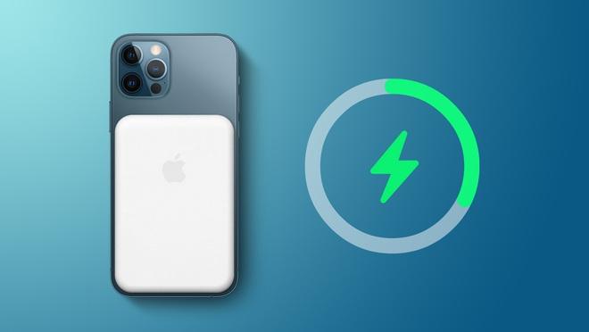 Phụ kiện MagSafe Battery Pack kích hoạt khả năng sạc ngược không dây cho iPhone 12 - Ảnh 2.