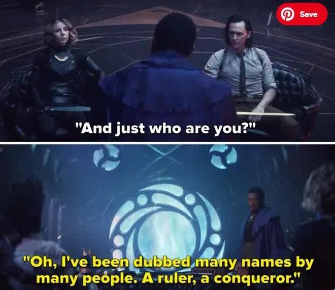 Soi tiểu tiết tập cuối Loki: MCU bước vào Đa Vũ trụ, Loki lạc đến 1 dòng thời gian khác, trùm cuối chính thức lộ diện - Ảnh 20.