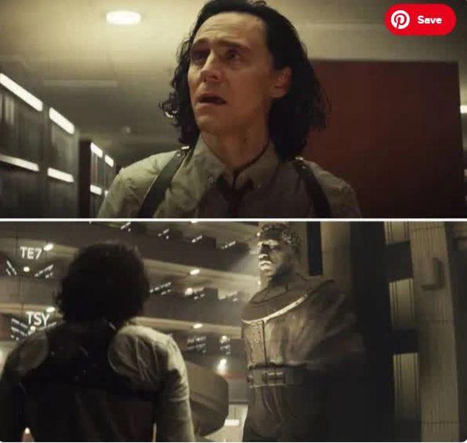 Soi tiểu tiết tập cuối Loki: MCU bước vào Đa Vũ trụ, Loki lạc đến 1 dòng thời gian khác, trùm cuối chính thức lộ diện - Ảnh 24.