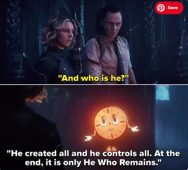 Soi tiểu tiết tập cuối Loki: MCU bước vào Đa Vũ trụ, Loki lạc đến 1 dòng thời gian khác, trùm cuối chính thức lộ diện - Ảnh 6.
