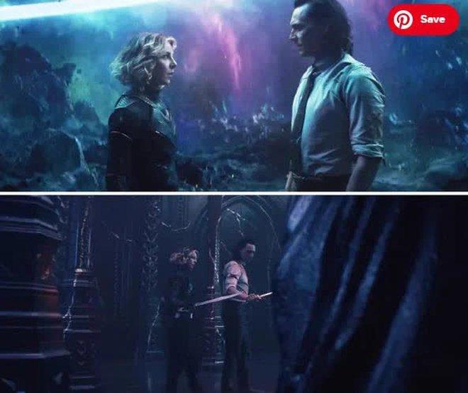 Soi tiểu tiết tập cuối Loki: MCU bước vào Đa Vũ trụ, Loki lạc đến 1 dòng thời gian khác, trùm cuối chính thức lộ diện - Ảnh 7.