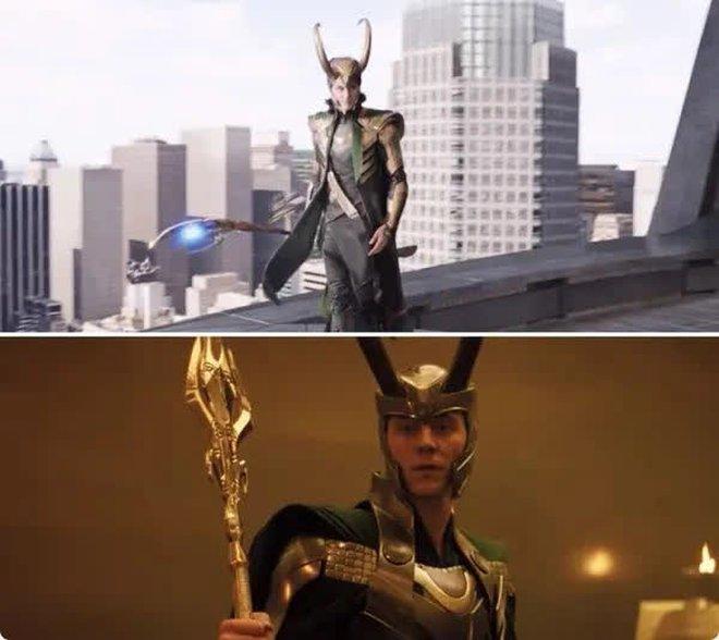 Soi tiểu tiết tập cuối Loki: MCU bước vào Đa Vũ trụ, Loki lạc đến 1 dòng thời gian khác, trùm cuối chính thức lộ diện - Ảnh 8.