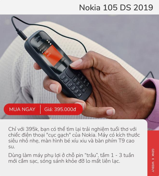 Gợi ý loạt điện thoại ngon rẻ xứng đáng đút túi làm máy phụ - Ảnh 2.