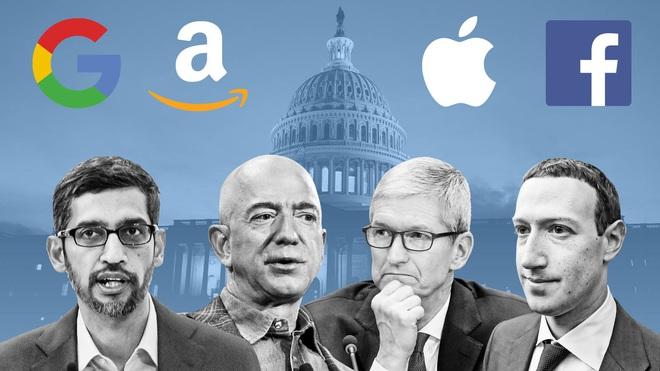 Big Tech đang hứng chịu các vụ kiện và điều tra nào của Mỹ? - Ảnh 1.