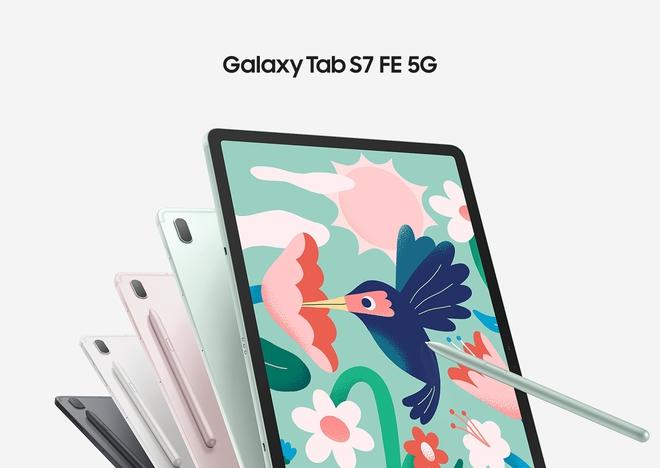 Samsung chính thức ra mắt máy tính bảng Galaxy Tab S7 FE tại Việt Nam: Rút gọn một vài cấu hình, tính năng cốt lõi vẫn giữ nguyên, giá gần 14 triệu đồng - Ảnh 1.