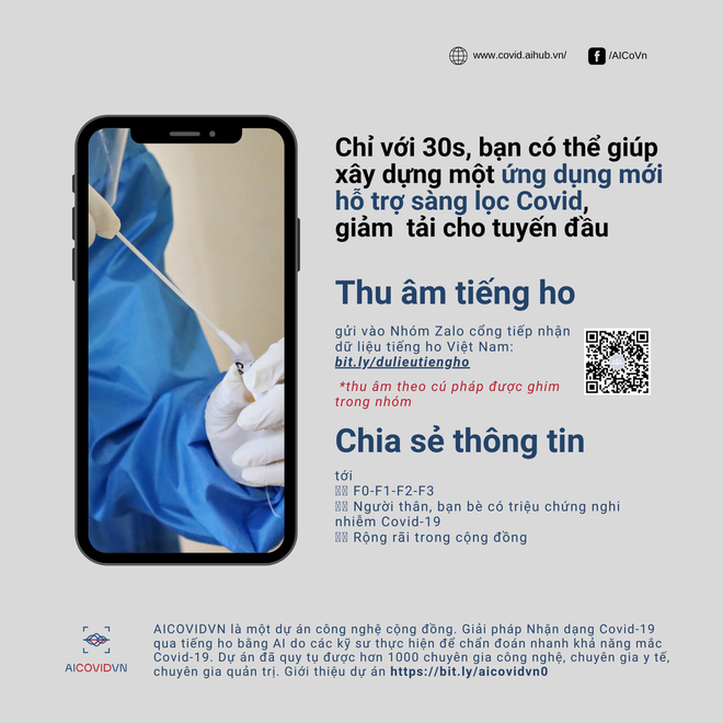 Dự án Việt Nam giúp Trí tuệ nhân tạo phát hiện Covid-19 chỉ bằng việc nghe tiếng ho của bạn - Ảnh 4.