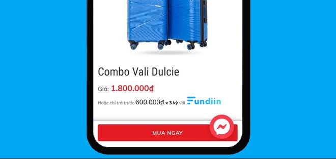 Fundiin hợp tác với Sapo cung cấp giải pháp Mua Trả Sau miễn phí - Ảnh 1.