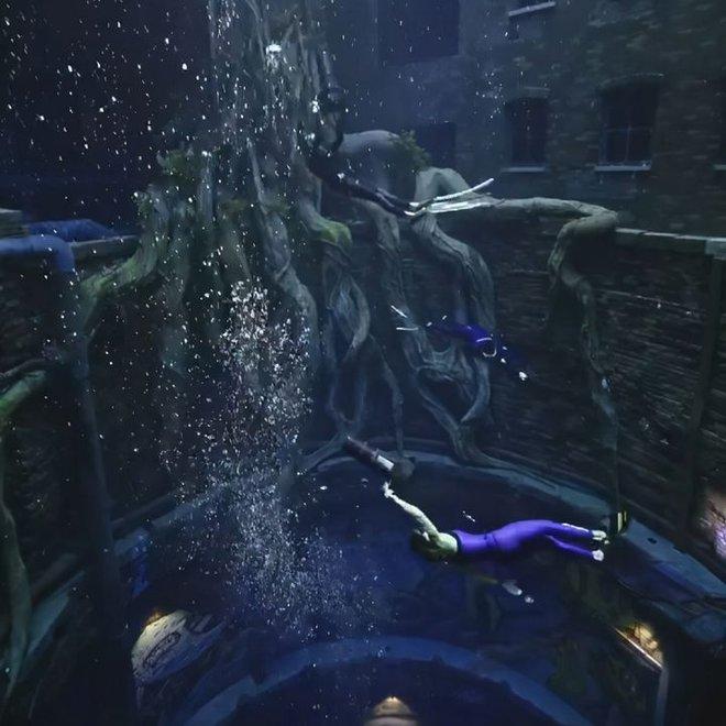 Sử dụng 14 triệu lít nước, Dubai đã xây dựng được hồ bơi sâu nhất thế giới và tái hiện lại lục địa Atlantis đã mất - Ảnh 11.