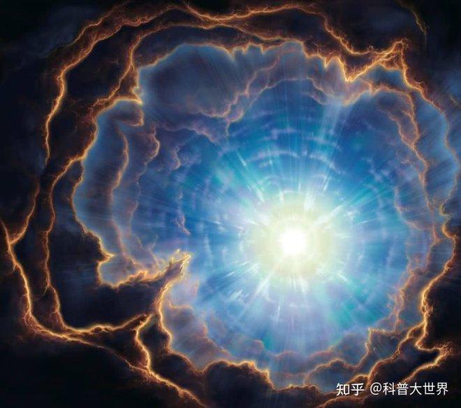 Các nhà thiên văn học đã phát hiện ra một bàn tay ma khổng lồ dài 150 năm ánh sáng - Ảnh 3.