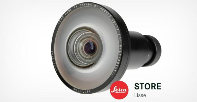 Chiếc ống kính độc nhất vô nhị Leica 17mm f/2 này đang được bán với giá lên tới 47.200 USD - Ảnh 1.