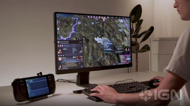 Valve hé lộ máy chơi game PC cầm tay Steam Deck: Cấu hình ngon hơn Nintendo Switch, chơi mượt game bom tấn, giá bán ổn áp - Ảnh 4.