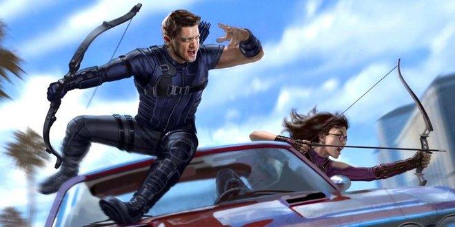 Tất cả 13 chương trình truyền hình Marvel phát hành sau Loki - Ảnh 2.