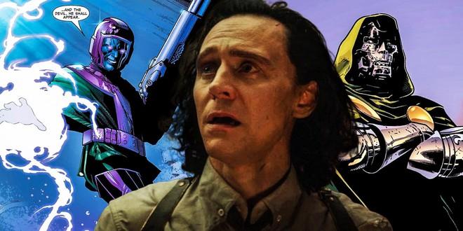Những nhân vật phản diện mới của MCU được tiết lộ sau cái kết của Loki mùa đầu tiên! - Ảnh 1.