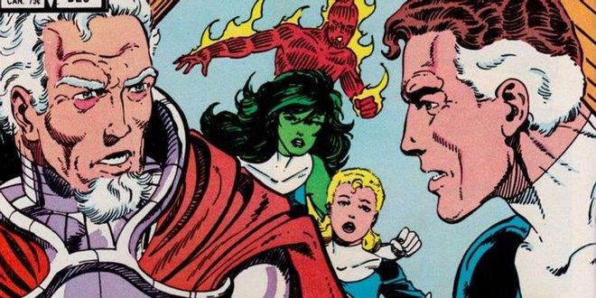 Những nhân vật phản diện mới của MCU được tiết lộ sau cái kết của Loki mùa đầu tiên! - Ảnh 7.