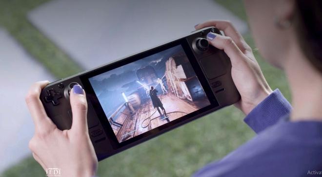 Valve hé lộ máy chơi game PC cầm tay Steam Deck: Cấu hình ngon hơn Nintendo Switch, chơi mượt game bom tấn, giá bán ổn áp - Ảnh 2.