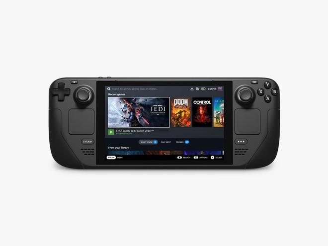 Valve hé lộ máy chơi game PC cầm tay Steam Deck: Cấu hình ngon hơn Nintendo Switch, chơi mượt game bom tấn, giá bán ổn áp - Ảnh 1.