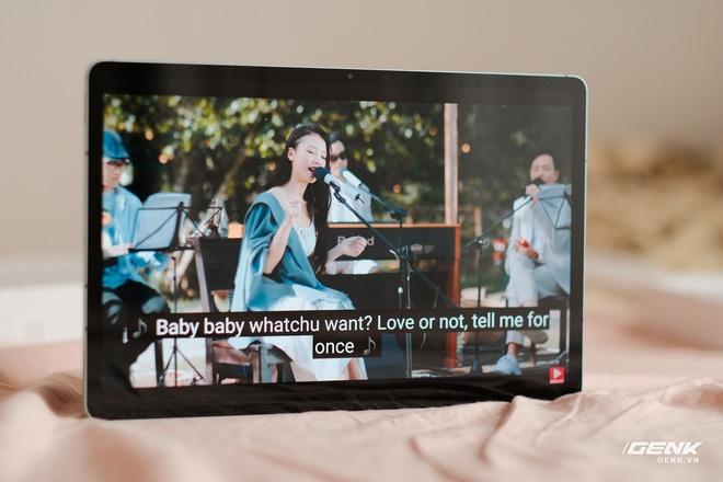 Mở hộp Galaxy Tab S7 FE: Thiết kế vẫn cao cấp, có thêm màu Xanh Mint trẻ trung, cấu hình rút gọn, có kết nối 5G, giá 13.9 triệu đồng - Ảnh 11.