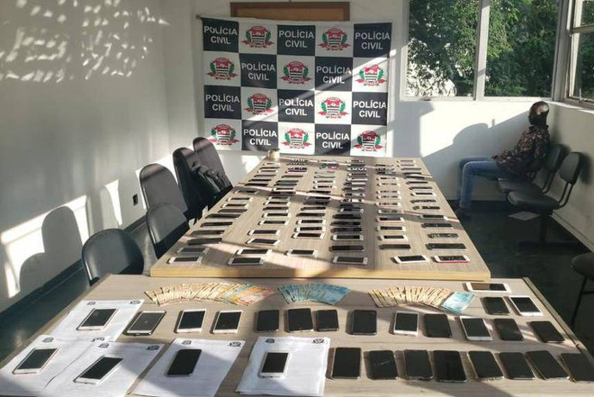 Brazil: Điều 80 sĩ quan, 38 ô tô, 10 đội đặc nhiệm và cả trực thăng để bắt băng nhóm chuyên bẻ khóa iPhone - Ảnh 1.