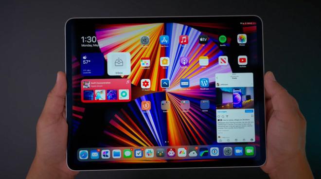 Thế hệ iPad mới sẽ có một phiên bản màn hình lớn hơn 12.9 inch - Ảnh 1.