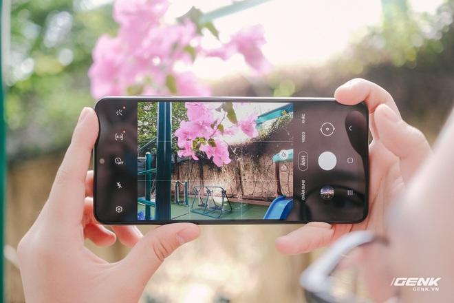 Đánh giá Galaxy A22 LTE: Giá chỉ hơn 5 triệu nhưng có camera chống rung quang học OIS - Ảnh 11.