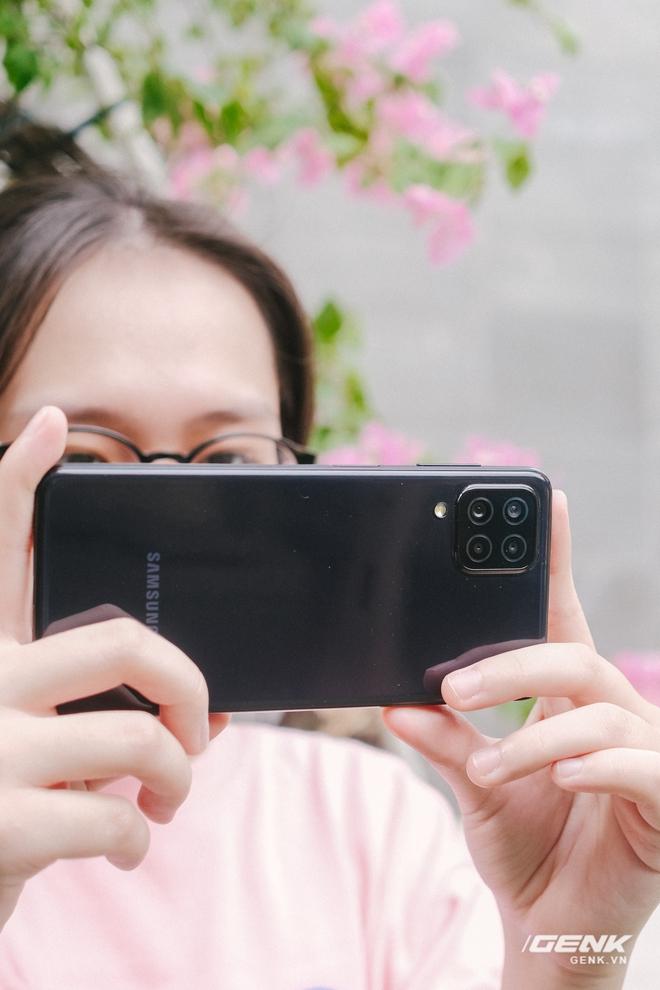 Đánh giá Galaxy A22 LTE: Giá chỉ hơn 5 triệu nhưng có camera chống rung quang học OIS - Ảnh 19.