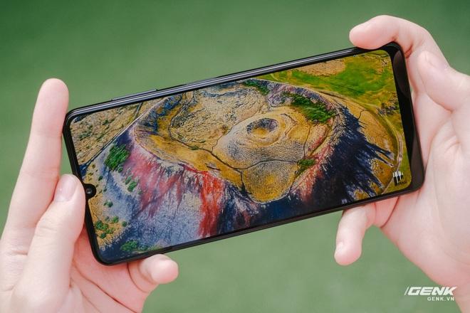 Đánh giá Galaxy A22 LTE: Giá chỉ hơn 5 triệu nhưng có camera chống rung quang học OIS - Ảnh 8.