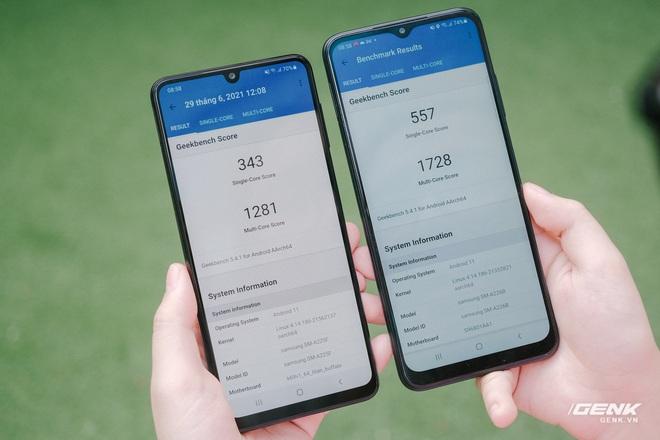 Đánh giá Galaxy A22 LTE: Giá chỉ hơn 5 triệu nhưng có camera chống rung quang học OIS - Ảnh 17.