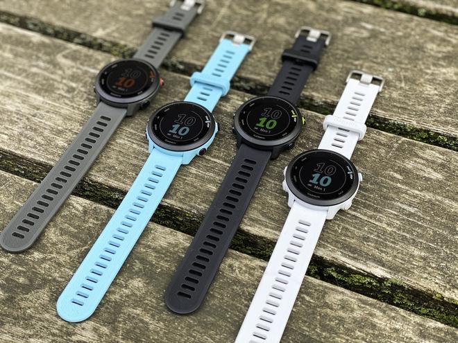 Garmin ra mắt đồng hồ chạy bộ Forerunner 55: Đa dạng tính năng thông minh, pin 14 ngày, giá 4.9 triệu đồng - Ảnh 3.