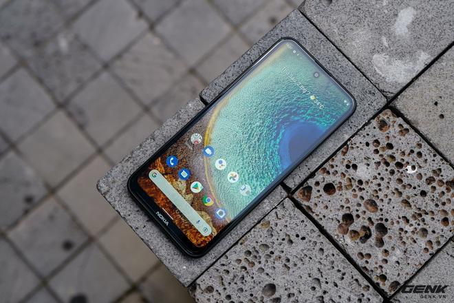 Trên tay Nokia X10: cụm 4 camera Zeiss độc đáo, vi xử lý Snapdragon 480, có hỗ trợ 5G - Ảnh 12.