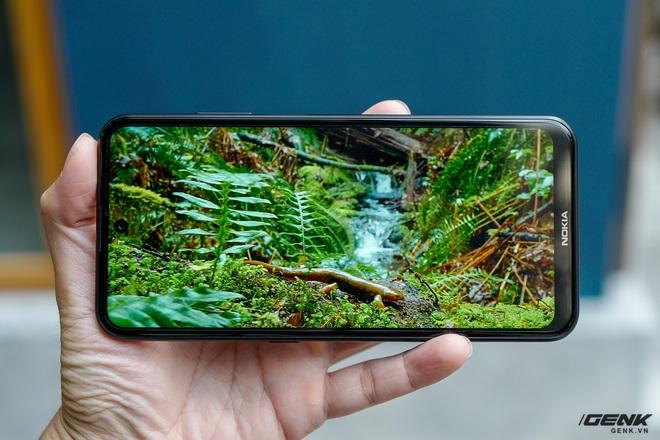 Trên tay Nokia X10: cụm 4 camera Zeiss độc đáo, vi xử lý Snapdragon 480, có hỗ trợ 5G - Ảnh 14.