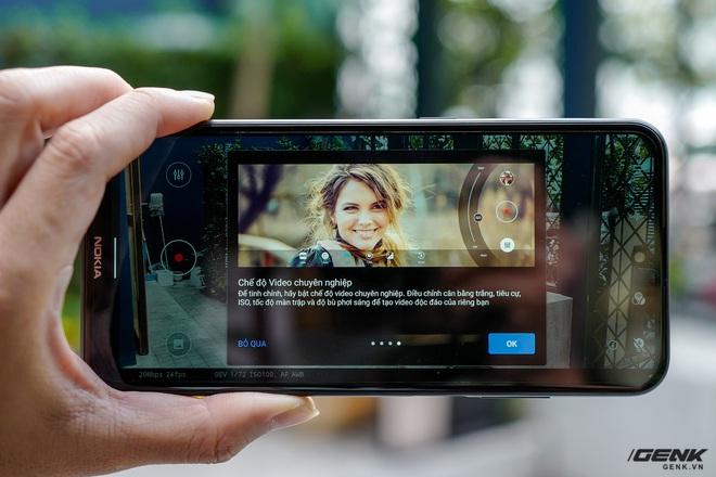Trên tay Nokia X10: cụm 4 camera Zeiss độc đáo, vi xử lý Snapdragon 480, có hỗ trợ 5G - Ảnh 9.