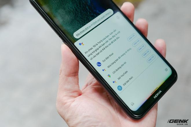 Trên tay Nokia X10: cụm 4 camera Zeiss độc đáo, vi xử lý Snapdragon 480, có hỗ trợ 5G - Ảnh 4.
