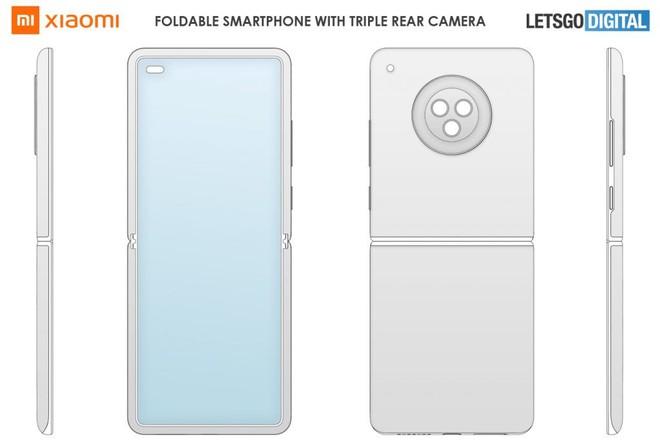 Xiaomi đang phát triển Mi MIX Flip với thiết kế gập vỏ sò, cạnh tranh Galaxy Z Flip? - Ảnh 2.