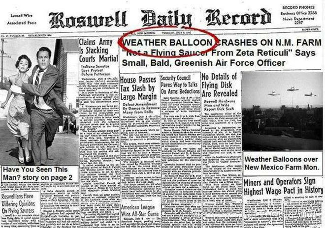 Vén màn sự cố UFO Roswell: Người ngoài hành tinh có thật hay chỉ là những tin đồn vô căn cứ? - Ảnh 3.