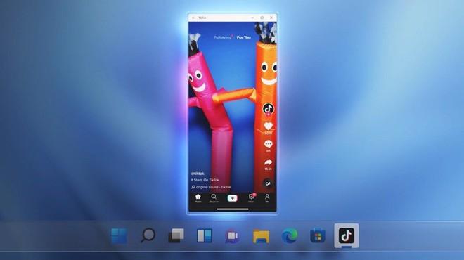 Với Windows 11, Microsoft cho thấy họ cưng Android không kém gì Google - Ảnh 2.