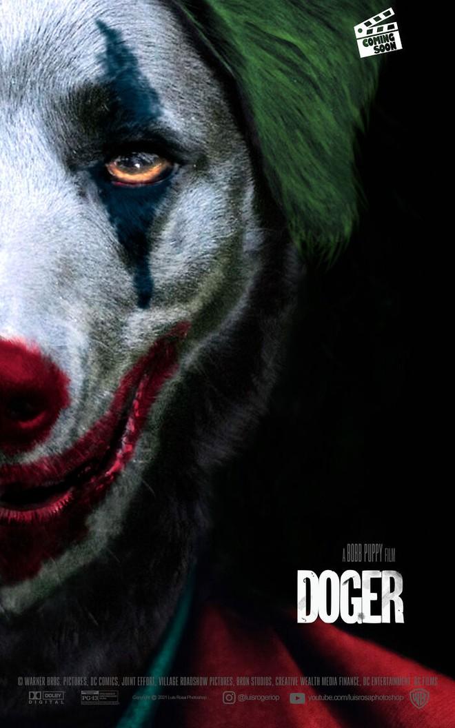 [Chùm ảnh vui] Sẽ thế nào nếu các boss chó mèo thay con người thủ vai chính trong những bộ phim đình đám thế giới? - Ảnh 8.