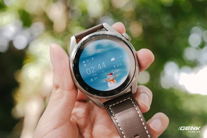 Trên tay Huawei Watch 3 Pro: Thiết kế nam tính chỉ hợp với cổ tay to, hỗ trợ eSIM, có tính năng đo thân nhiệt, pin 5 ngày, giá 13 triệu đồng - Ảnh 3.