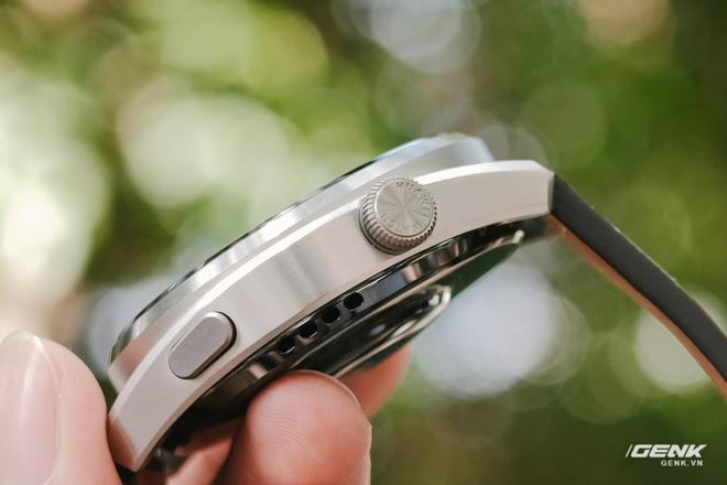 Trên tay Huawei Watch 3 Pro: Thiết kế nam tính chỉ hợp với cổ tay to, hỗ trợ eSIM, có tính năng đo thân nhiệt, pin 5 ngày, giá 13 triệu đồng - Ảnh 7.