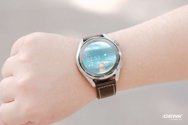 Trên tay Huawei Watch 3 Pro: Thiết kế nam tính chỉ hợp với cổ tay to, hỗ trợ eSIM, có tính năng đo thân nhiệt, pin 5 ngày, giá 13 triệu đồng - Ảnh 9.