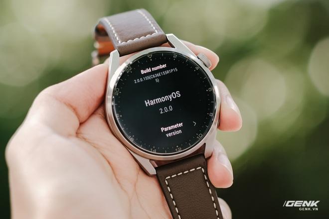 Trên tay Huawei Watch 3 Pro: Thiết kế nam tính chỉ hợp với cổ tay to, hỗ trợ eSIM, có tính năng đo thân nhiệt, pin 5 ngày, giá 13 triệu đồng - Ảnh 14.