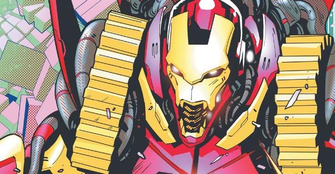 God Killer - Bộ giáp quyền năng nhất của Iron Man đáng sợ như thế nào? - Ảnh 1.