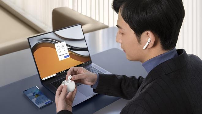 Huawei ra mắt đối thủ cạnh tranh AirPods Pro tại Việt Nam - Ảnh 3.