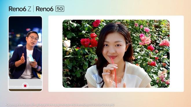 Nhìn lại những điểm khác biệt OPPO Reno6 series vừa thể hiện: nhiều tính năng camera thú vị, nhấn mạnh vai trò AI, thiết kế bắt mắt - Ảnh 5.