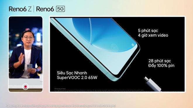 Nhìn lại những điểm khác biệt OPPO Reno6 series vừa thể hiện: nhiều tính năng camera thú vị, nhấn mạnh vai trò AI, thiết kế bắt mắt - Ảnh 11.