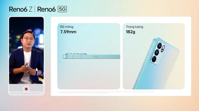 Nhìn lại những điểm khác biệt OPPO Reno6 series vừa thể hiện: nhiều tính năng camera thú vị, nhấn mạnh vai trò AI, thiết kế bắt mắt - Ảnh 8.