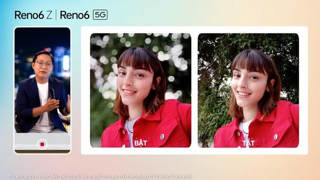 Nhìn lại những điểm khác biệt OPPO Reno6 series vừa thể hiện: nhiều tính năng camera thú vị, nhấn mạnh vai trò AI, thiết kế bắt mắt - Ảnh 4.