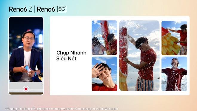 Nhìn lại những điểm khác biệt OPPO Reno6 series vừa thể hiện: nhiều tính năng camera thú vị, nhấn mạnh vai trò AI, thiết kế bắt mắt - Ảnh 2.