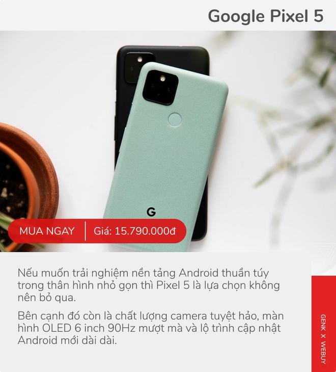 Chuyên trang công nghệ TechRadar gợi ý 5 chiếc smartphone nhỏ gọn đáng mua nhất 2021 - Ảnh 3.