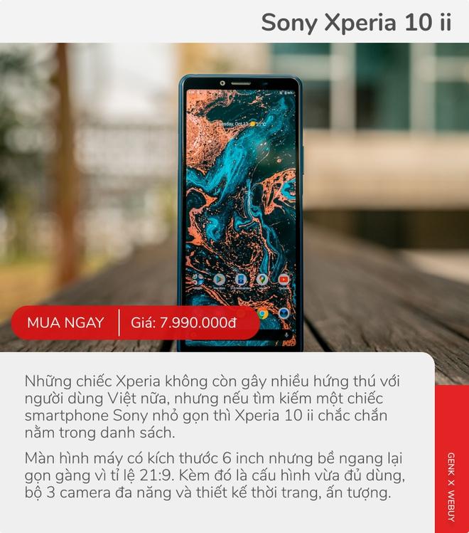 Chuyên trang công nghệ TechRadar gợi ý 5 chiếc smartphone nhỏ gọn đáng mua nhất 2021 - Ảnh 5.